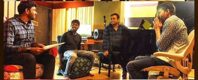 'Verithanam' song sung by Vijay - 2