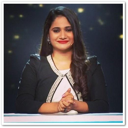 losliya bigg boss 3 contestant