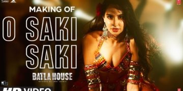 Making Of O SAKI SAKI | Batla House