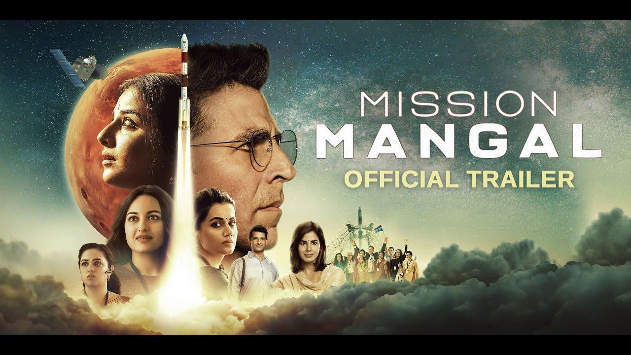 Mission Mangal Trailer 1080p