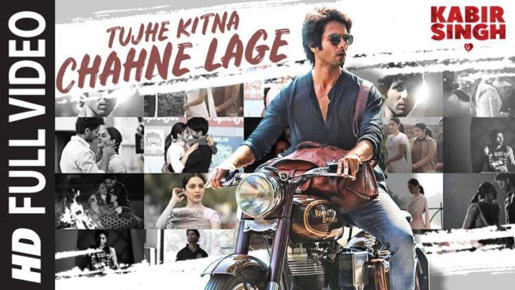 Tujhe Kitna Chahne Lage Song Video   Kabir Singh Songs