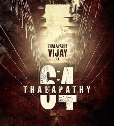 Thalapathy 64 small Poster