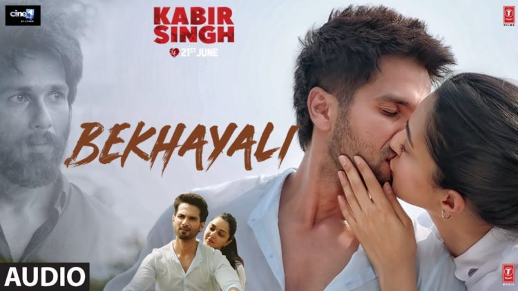 Bekhayali song audio – Kabir Singh songs