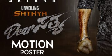 Dear Sathya Motion Poster
