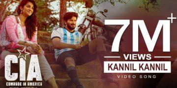 Kannil Kannil Full Video Song | Comrade In America