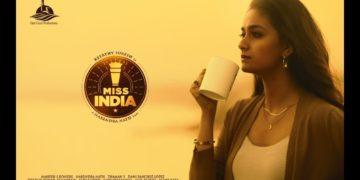 Keerthy Suresh's Miss India Title Teaser