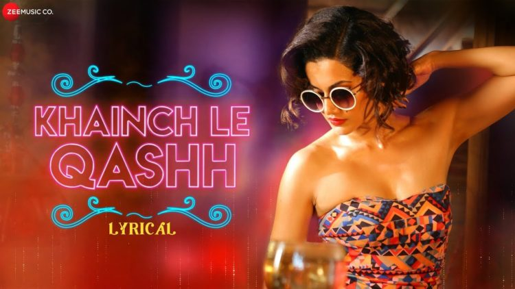 Khainch le qashh song lyrical video