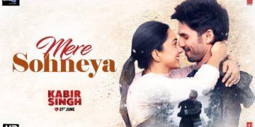 Mere Sohneya Song video – Kabir Singh songs