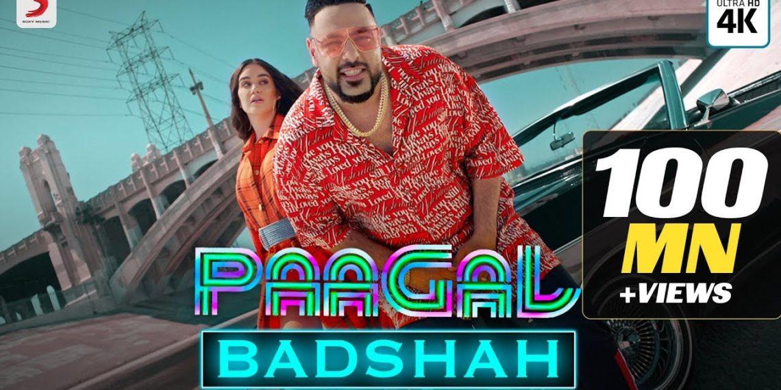Paagal Music Video | Badshah Songs