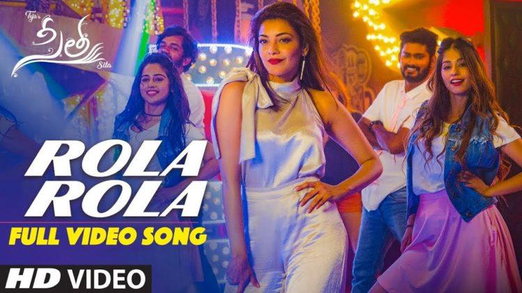 Rola rola song video – Sita movie songs