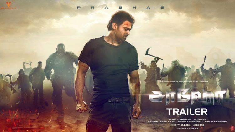 Saaho (Tamil) Trailer