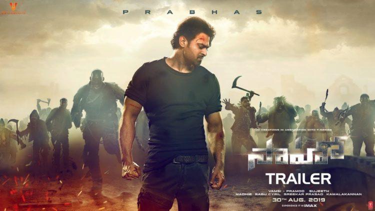 Saaho (Telugu) Trailer