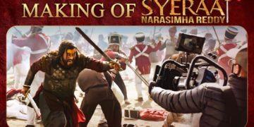 Sye Raa Narasimha Reddy Making Video
