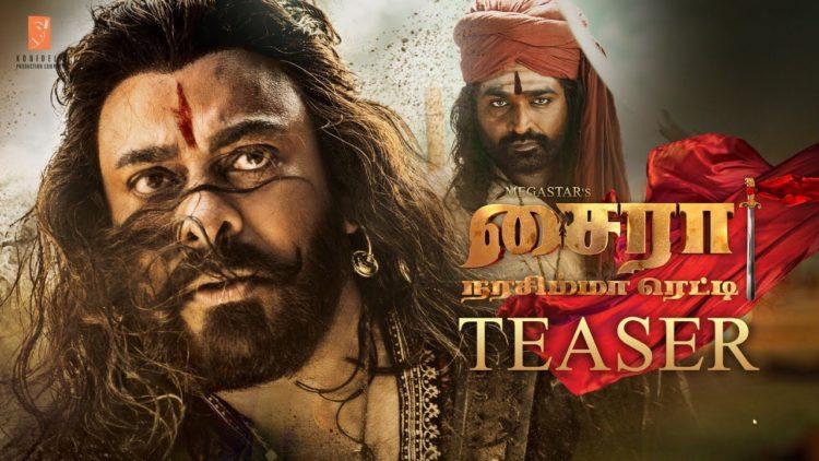 Sye Raa Tamil Teaser