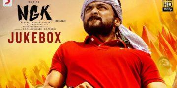 Telugu movie jukebox – NGK songs