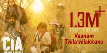 Vaanam Thilathilakkanu full Video Song | Comrade In America