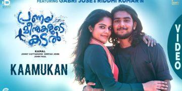 Kaamukan Song Video   Pranaya Meenukalude Kadal Song