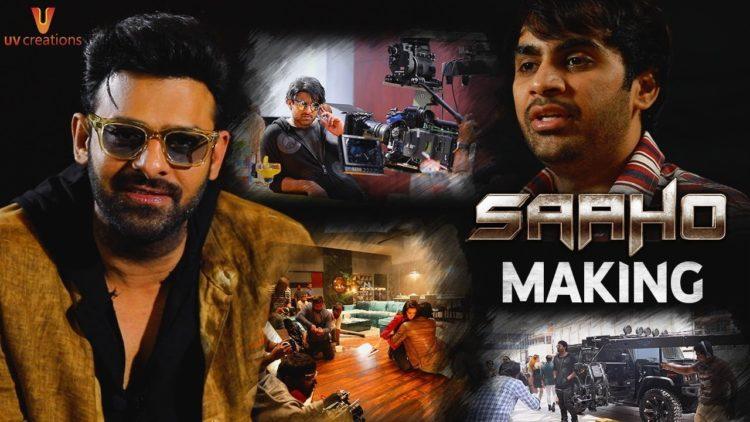 Saaho Making Video