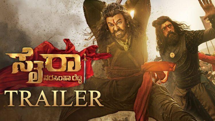 Sye Raa Kannada Trailer