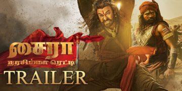 Sye Raa Tamil Trailer