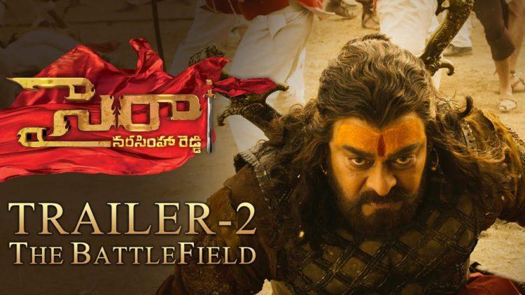 Sye Raa Telugu Trailer 2
