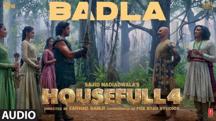 Badla Full Audio | Housefull 4 songs