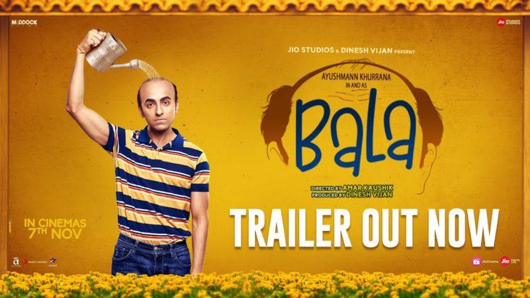 Bala Hindi Movie Trailer
