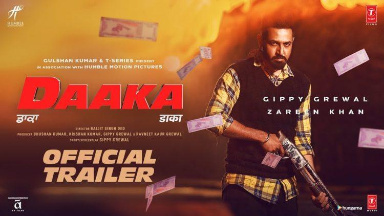 Daaka Trailer
