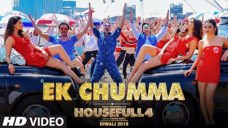 Ek Chumma Song Video | Housefull 4 Movie Songs