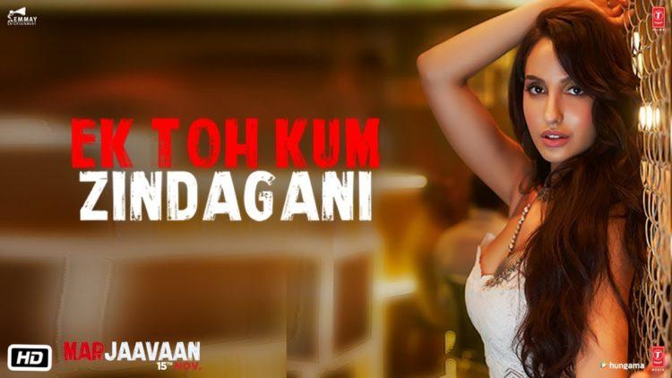 Ek Toh Kum Zindagani Song Video
