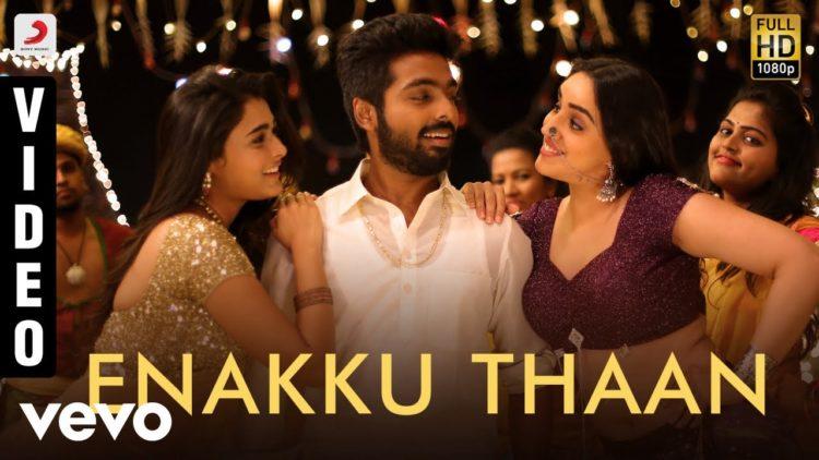 Enakku Thaan Video Song   100% Kaadhal Songs