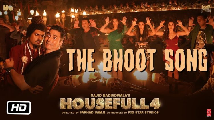 Housefull 4: The Bhoot Song