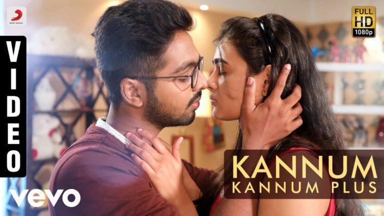 Kannum Kannum Plus Video Song   100% Kaadhal Tamil Movie Songs