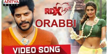 ORabbi Video Song | RDXLove Songs