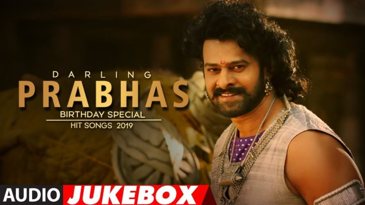 Prabhas Birthday Special Songs