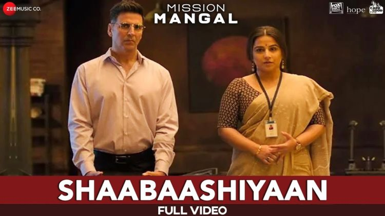 Shaabaashiyaan Video | Mission Mangal Songs