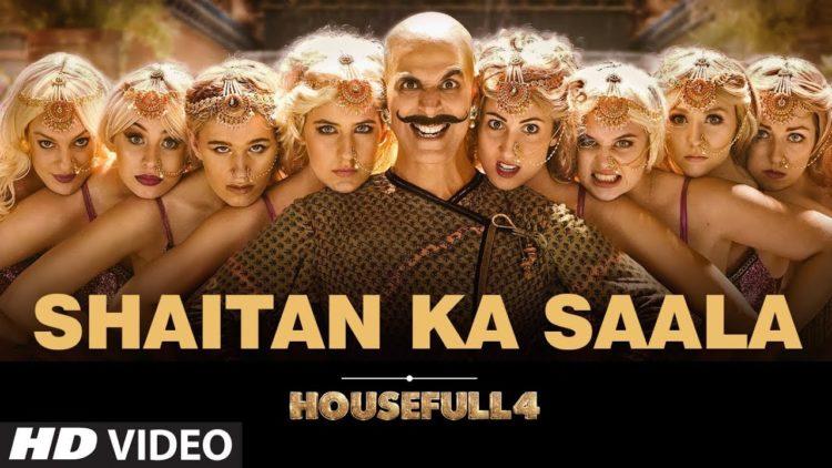 Shaitan Ka Saala Video | Housefull 4 Songs