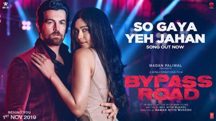 So Gaya Yeh Jahan Song Video   Bypass Road Movie Songs