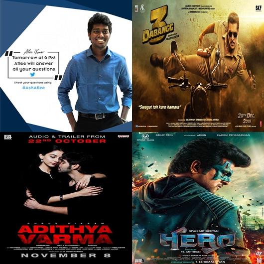 tamil cinema news 23-10-2019