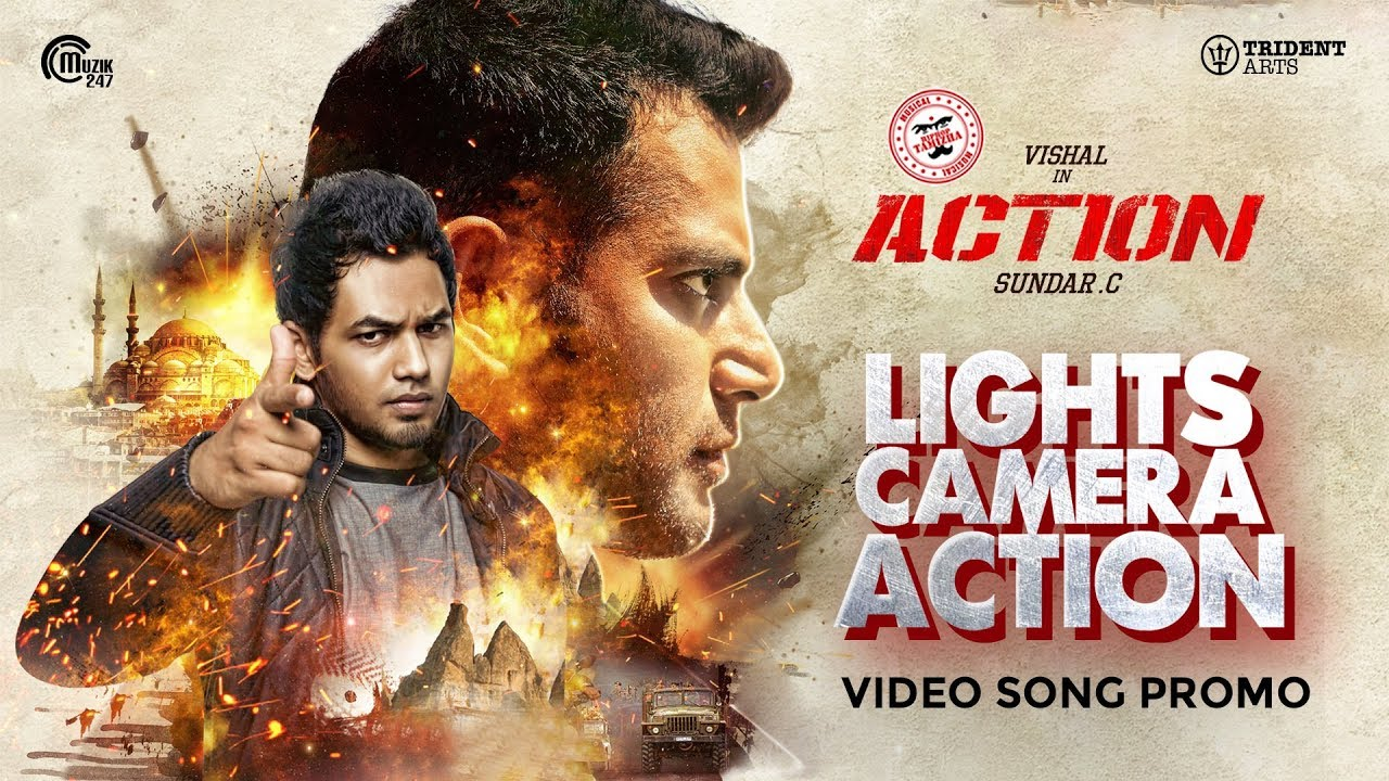 Action – Lights Camera Action Promo Video