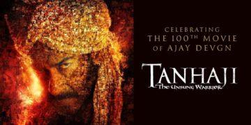 Celebrating the 100th film of Ajay Devgn   Tanhaji – The Unsung Warrior