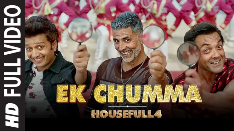 Ek Chumma Video | Housefull 4 Songs