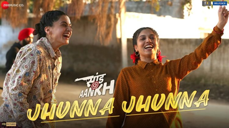 Jhunna Jhunna Video | Saand Ki Aankh Songs