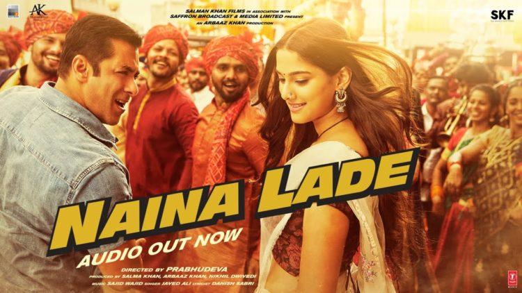 Naina Lade Song Audio | Dabangg 3 Songs