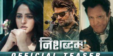 Nishabdham Hindi Teaser