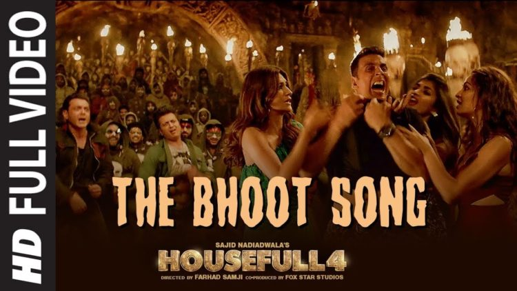 The Bhoot Full Video | Housefull 4 Songs