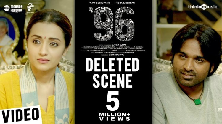 96 (2019) Official Hindi Dubbed Trailer