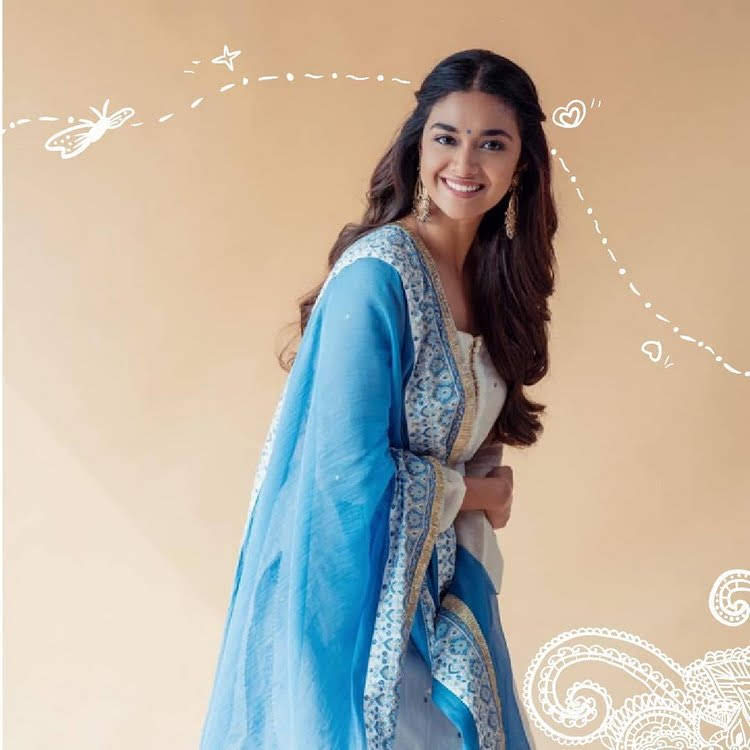 Keerthy Suresh-Latest-Images-56564