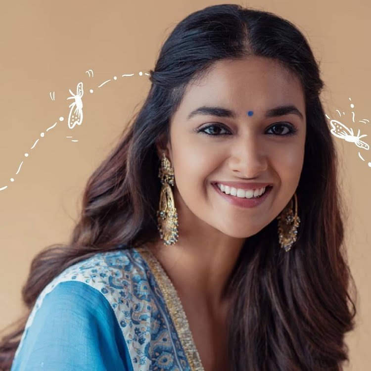 Keerthy Suresh-Latest-Images-56566