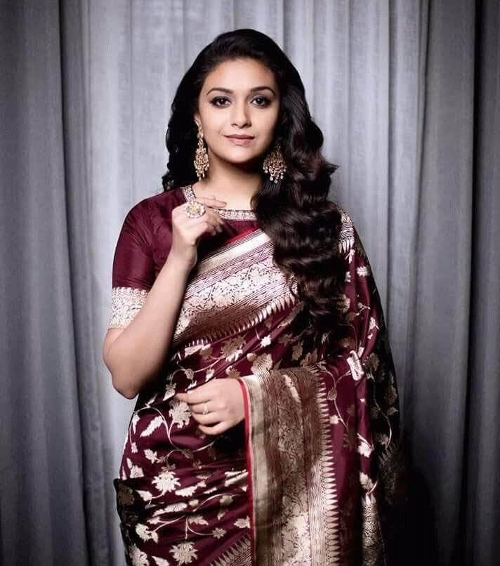 Keerthy Suresh-Latest-Images-56569